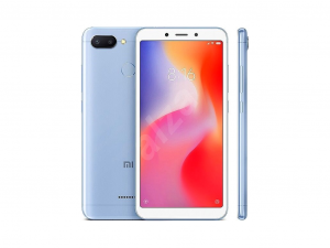 Xiaomi Redmi 6A Dual Sim 16GB 2GB RAM LTE Kék