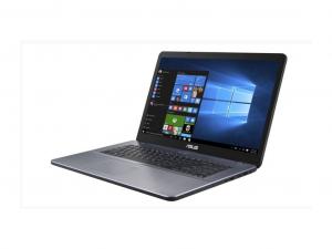 Asus VivoBook X705MB-GC033T 17.3 FHD, Intel® N4100, 4GB, 1TB HDD, NVIDIA GeForce MX110 - 2GB, Win10H, szürke notebook