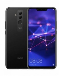 Huawei Mate 20 Lite 64GB 4GB DualSim Fekete Okostelefon