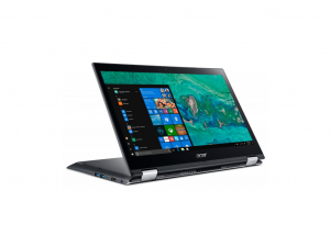 Acer Spin 3 SP314-51-54WS 14 FHD IPS Touch - Intel® Core™ i5 Processzor-8250U Quad-Core™ 1.60 GHz - 8 GB DDR4 SDRAM - 256 GB SSD - Windows 10 Home 64-bit - szürke notebook