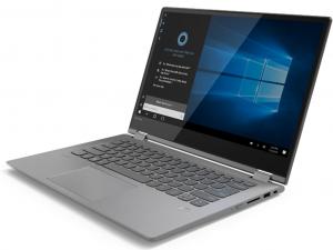 Lenovo Yoga 530-14ARR 14 FHD IPS Touch, AMD Ryzen 2500U, 8GB, 256GB SSD, AMD Radeon Vega 8, Win10H, fekete notebook