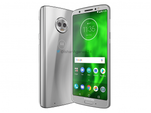Motorola Moto G6 XT1925-5 Dual Sim 32GB Ezüst