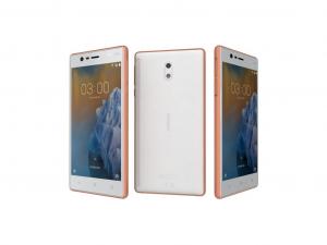 Nokia 3 Dual Sim LTE Réz-Fehér\r\n
