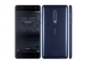 Nokia 3 16GB 2GB Kék Okostelefon