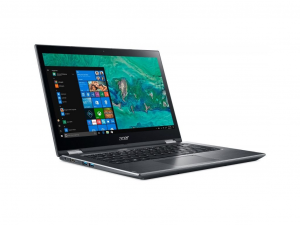 Acer Spin 3 SP314-51-54CS 14 FHD IPS Touch - Intel® Core™ i5 Processzor-8250U Quad-Core™ 1.60 GHz - 8 GB DDR4 SDRAM - 1 TB HDD - Windows 10 Home 64-bit - szürke notebook