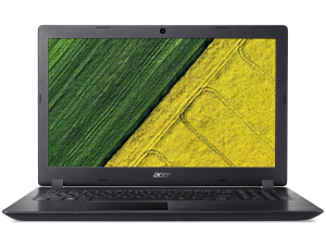 Acer Aspire A315-51-39UD 15.6 HD, Intel® Core™ i3 Processzor-8130U, 4GB, 128GB SSD, linux, fekete notebook + Ajándék Starter Kit!