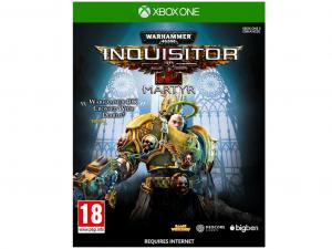 Bigben Warhammer 40K Inquisitor Martyr Xbox One játékprogram