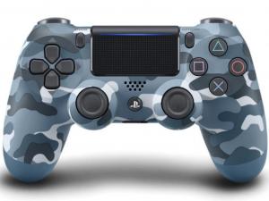 Sony PS4 DualShock 4 V2 kontroller (Camo Blue)