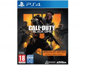 Activision Call of Duty Black Ops 4 Specialist Edition PS4 játékszoftver