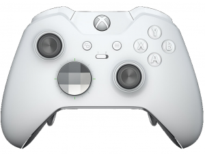 Microsoft Xbox One Wireless kontroller - Elite White special edition