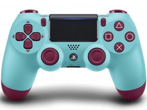 Sony PS4 DualShock 4 V2 kontroller (Blueberry)