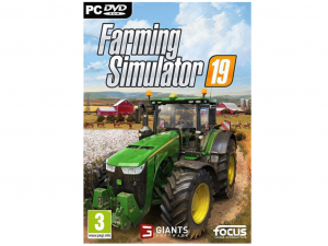 Sim Active Farming Simulator 19 PC játékprogram