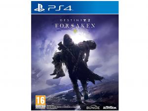 Destiny 2 Forsaken PS4 játékprogram