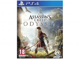 Ubisoft Assassins Creed Odyssey PS4 játékszoftver