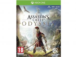 Ubisoft Assassins Creed Odyssey Xbox One játékszoftver