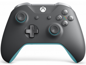 Microsoft Xbox One Wireless kontroller (szürke-kék)