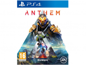 Electronic Arts Anthem PS4 játékprogram