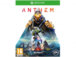 Electronic Arts Anthem Xbox One játékprogram