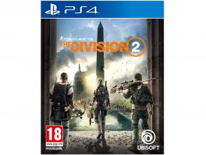 Ubisoft The Division 2 PS4 játékprogram