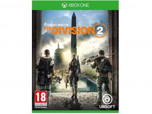 Ubisoft The Division 2 Xbox One játékprogram