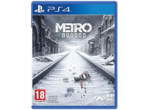 Techland Metro Exodus PS4 játékprogram