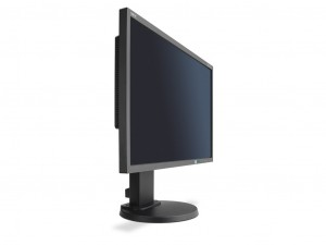 NEC Display MultiSync E223W 55.9 cm (22) LED LCD Monitor - Fekete