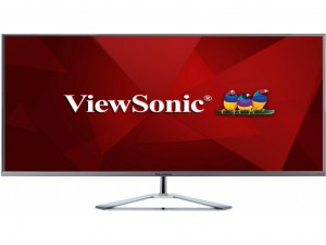 Viewsonic Ultra Slim VX3276-2K-MHD 32 Col WQHD monitor