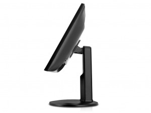 V7 L28TN4K-2E 71.1 cm (28) LED LCD Monitor - Fekete