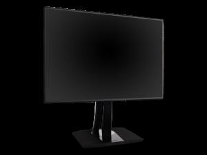 Viewsonic VP3268-4K 81.3 cm (32) WLED LCD Monitor - 16:9 - 7 ms - 3840 x 2160 - 1.07 Milliárd szín - 350 cd/m² - 20,000,000:1 - 4K UHD - HDMI - DisplayPort - USB - 55 W - Fekete