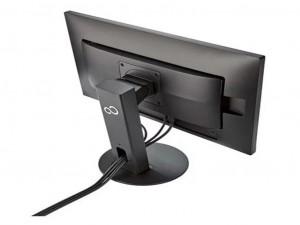 Fujitsu B24-9 TS Monitor - Fekete