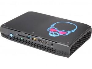 Intel® NUC 8 Enthusiast NUC8i7HVKVA asztali számítógép