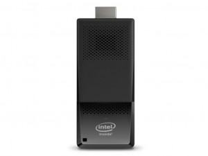 Intel® Compute Stick PC Stick LCD kijelzőkhöz - Stick - Fekete- Intel - Atom - x5-Z8300 - Quad-core (4 Core) - 1.44 GHz - 2 GB - DDR3L SDRAM - 32 GB Flash Memory - Intel - HD Graphics