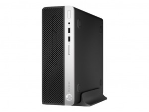 HP ProDesk 400 G5 SFF asztali PC - Intel® Core™ i5 Processzor - 8500, 8GB, 256GB, Win 10 Pro