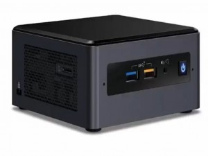 Intel® NUC NUC8i3BEH asztali számítógép - Intel® Core™ i3 Processzor (8th Gen) i3-8109U 3 GHz DDR4 SDRAM - Intel® Iris Plus Graphics 655 Graphics - Wireless LAN - Bluetooth - Intel® Optane Memory Ready - HDMI - 7 x Total USB Port(s) - USB Type-C