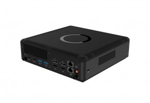 Zotac ZBOX E MAGNUS EN1060K VR Ready Asztali számítógép - Intel® Core™ i5 Processzor (7th Gen) i5-7500T 2.70 GHz DDR4 SDRAM - Mini PC - NVIDIA GeForce GTX 1060 6 GB Graphics - Gamer