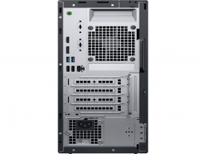 DELL PC OPTIPLEX 3060 MT, Intel® Core™ i5 Processzor-8500 - 8GB DDR4 - 1TB HDD, Windows 10 Pro - Fekete