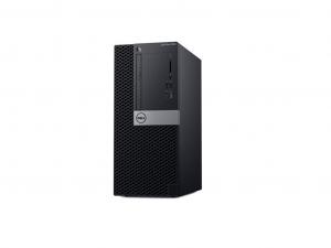 DELL OPTIPLEX 5060 asztali számítógép - Micro ház - Intel® Core™ i5 Processzor-8500T - 8GB DDR4 - 256GB SSD - WLAN, Windows 10 Pro