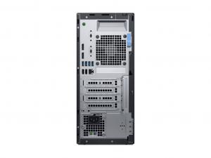 DELL PC OPTIPLEX 5060 asztali számítógép, Micro ház, Intel® Core™ i3 Processzor-8100T, 4GB DDR4, 128GB SSD, WLAN - Ubuntu