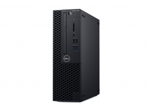 Dell Optiplex 3060SF - Intel® Core™ i3 Processzor-8100 Quad-Core, 4GB DDR4, 128GB m.2 SSD, Intel® UHD Graphics 630, Ubuntu