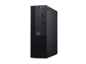 DELL OPTIPLEX 3060 SF asztali számítógép, Intel® Core™ i3 Processzor-8100, 8GB DDR4, 1TB HDD, Windows 10 Pro