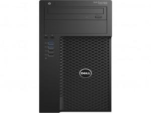 DELL WS PRECISION T3620 Intel® I7-7700 Quad-Core, 16GB DDR4, 256B SSD, DVD-RW, nVidia Quadro M2000 4GB GDDR5, Windows 10 PRO