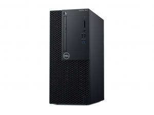 DELL OPTIPLEX 3060 MT asztali számítógép, Intel® Core™ i3 Processzor-8100, 4GB DDR4, 256GB SSD - Ubuntu