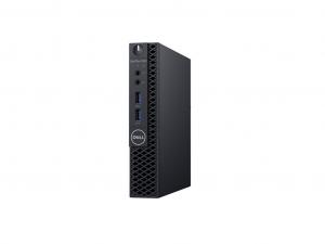 DELL OPTIPLEX 3060 asztali számítógép Micro ház, Intel® Core™ i5 Processzor-8500T Six-Core - 8GB DDR4, 1TB HDD, WLAN - Ubuntu