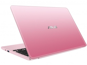Asus VivoBook E12 E203NA-FD142 11.6 HD - Intel® Pentium N4200 Quad-Core™ 1.10 GHz - 4 GB DDR3L SDRAM - 128 GB eMMC - Dos - Pink notebook