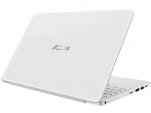 Asus VivoBook E12 E203NA-FD143 11.6 HD - Intel® Pentium N4200 Quad-Core™ 1.10 GHz - 4 GB DDR3L SDRAM - 128 GB SSD - Intel® HD Graphics 505 DDR3L SDRAM - Linux - Fehér notebook