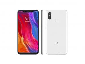 Xiaomi Mi 8 128GB 6GB DualSim Fehér Okostelefon