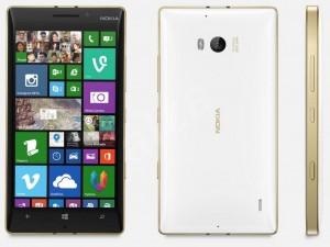 Nokia Lumia 930 LTE Fehér-arany