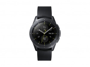 Samsung Galaxy R810 42mm Fekete Okosóra