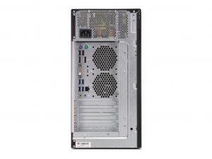 Fujitsu Celsius W580 CELSIUSW580-9 munkaállomás, Intel® Core™ i7 Processzor-9700, 16GB DDR4, 256GB SSD + 1TB HDD, Nvidia Quadro P2200 5GB, Win10 Pro, Fekete Asztali Számítógép