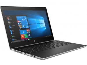 HP ProBook 455 G5 15.6 FHD IPS - AMD A9-9420 Dual-Core™ 3 GHz - 4 GB DDR4 SDRAM - 128 GB SSD - AMD Radeon R5 Graphics - Dos - Ezüst notebook
